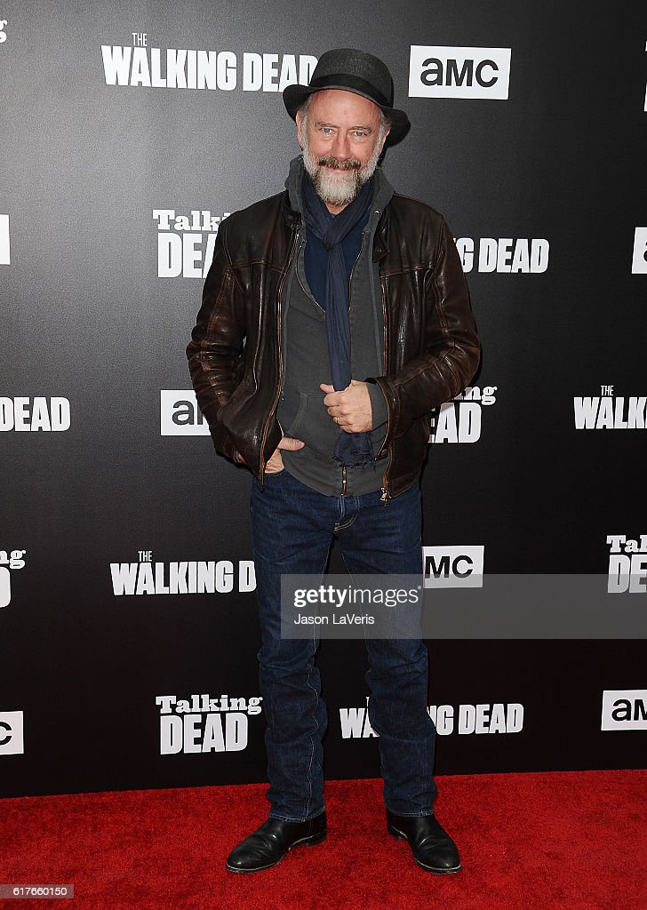 Actor Xander Berkeley attends the live, 90-minute special edition of 'Talking Dead' at Hollywood Forever on October 23, 2016 in Hollywood, California.