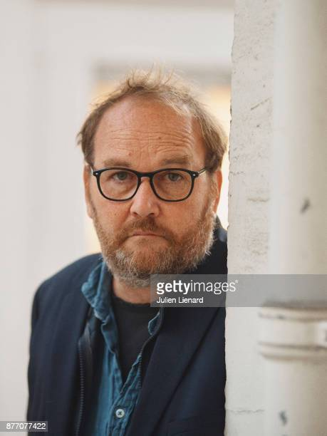 Actor Xavier Beauvois is photographed for Self Assignment on November 7 2017 in Paris France