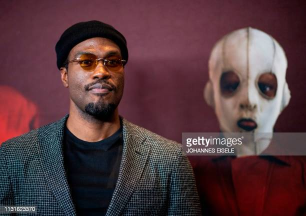Actor Yahya AbdulMateen II arrives for the New York premiere of 'US' at the Museum of Modern Art on March 19 2019 in New York City