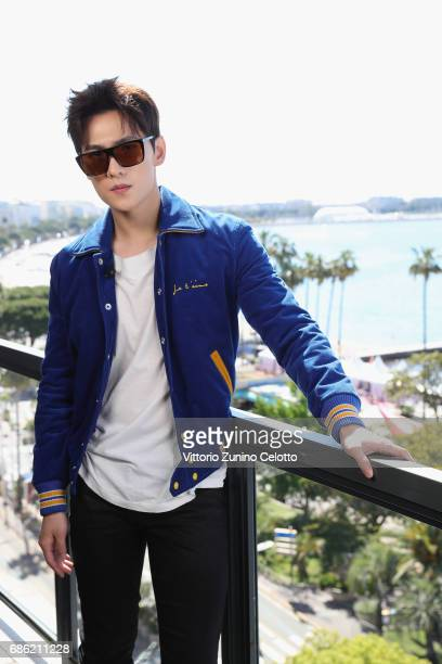 Actor Yang Yang attends Kering Talks Women In Motion At The 70th Cannes Film Festival at Hotel Majestic on May 21 2017 in Cannes France