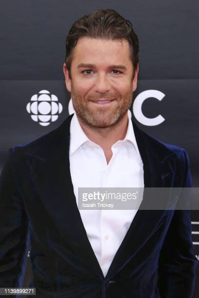 Actor Yannick Bisson attends the 2019 Canadian Screen Awards Broadcast Gala at Sony Centre for the Performing Arts on March 31 2019 in Toronto Canada