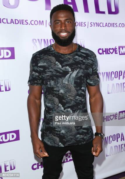 Actor Y'lan Noel attends the Syncopated Ladies LA concert at The John Anson Ford Amphitheatre on July 28 2017 in Hollywood California