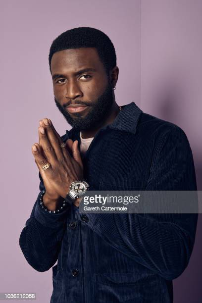 Actor Y'lan Noel from the film 'The Weekend' poses for a portrait during the 2018 Toronto International Film Festival at Intercontinental Hotel on...