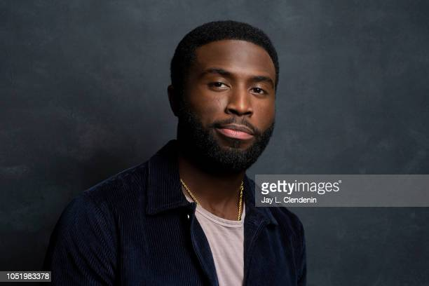 Actor Y'lan Noel from 'The Weekend' is photographed for Los Angeles Times on September 11 2018 in Toronto Ontario PUBLISHED IMAGE CREDIT MUST READ...