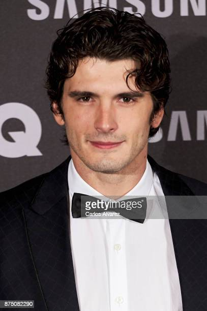 Actor Yon Gonzalez attends the 'GQ Men of the Year' awards 2017 at the Palace Hotel on November 16 2017 in Madrid Spain