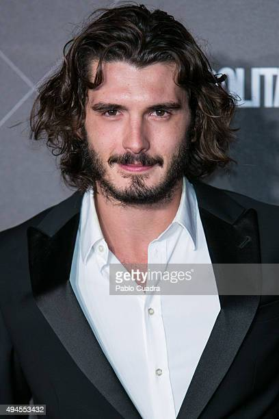 Actor Yon Gonzalez attends VIII Cosmopolitan Fun Fearless Female Awards at Ritz hotel on October 27 2015 in Madrid Spain