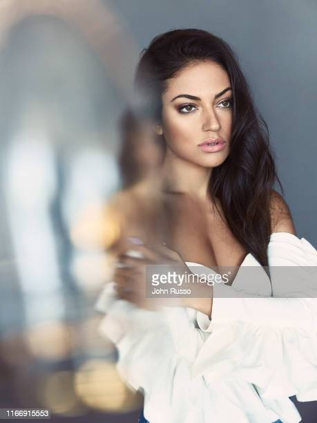 Actor, Youtuber, director, singer and model Inanna Sarkis is photographed for Gio Journal on February 22, 2019 in Los Angeles, California.