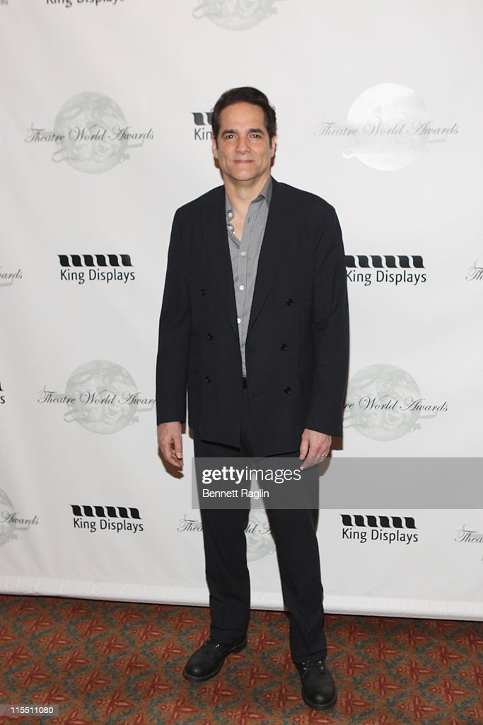 Actor Yul Vazquez attends the 67th annual Theatre World Awards Ceremony at the August Wilson Theatre on June 7, 2011 in New York City.