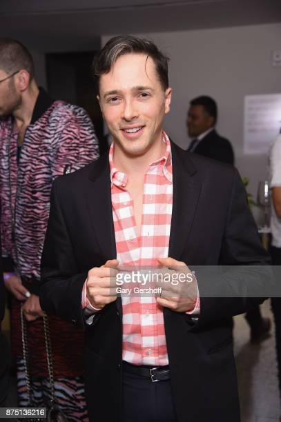 Actor Yuval David attends Housing Works' Fashion for Action 2017 charity event at Fred's at Barney's on November 16 2017 in New York City