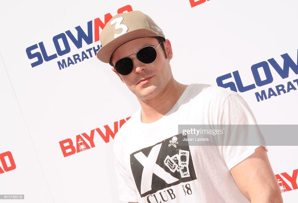 The 'Baywatch' SlowMo Marathon : News Photo