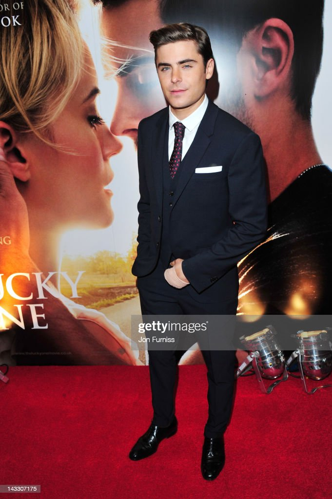 The Lucky One - European Premiere - Inside Arrivals