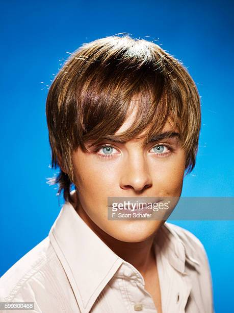 Actor Zac Efron is photographed in 2006