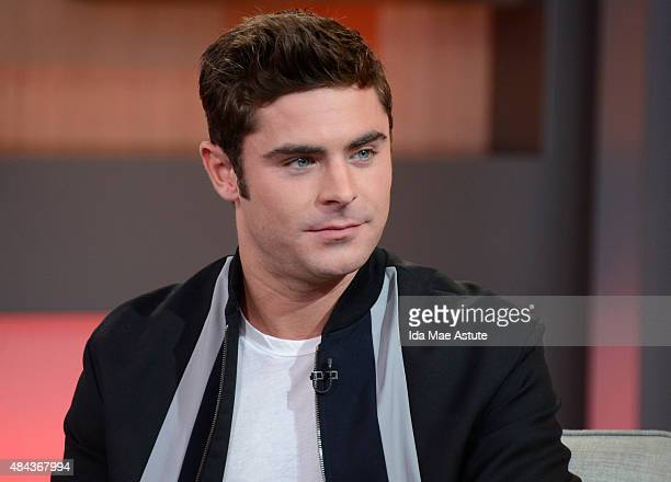 "Actor Zac Efron, starring in a new film, ""We Are Your Friends"" about the world of DJ-ing in Los Angeles electronic dance music scene, appears on GOOD..."