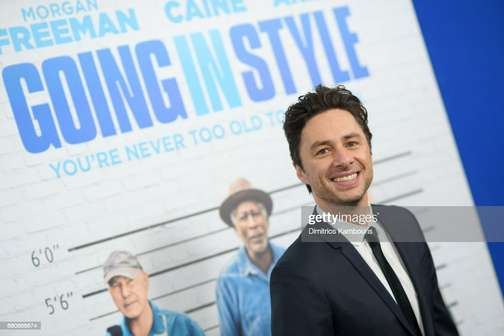 """Going In Style"" New York Premiere - Inside Arrivals"