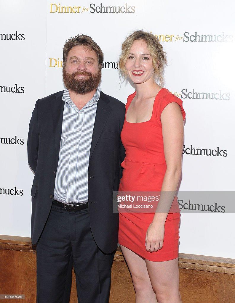 """""""Dinner For Schmucks"""" New York Premiere - Outside Arrivals"""