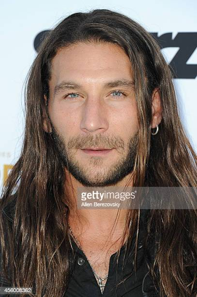 Actor Zach Mcgowan attends the Los Angeles premiere of STARZ new series 'Survivor's Remorse' at Wallis Annenberg Center for the Performing Arts on...