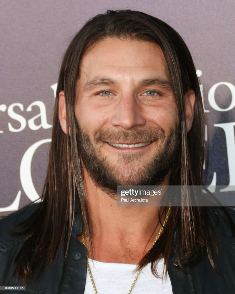 actor zach mcgowan attends the opening night celebration of news