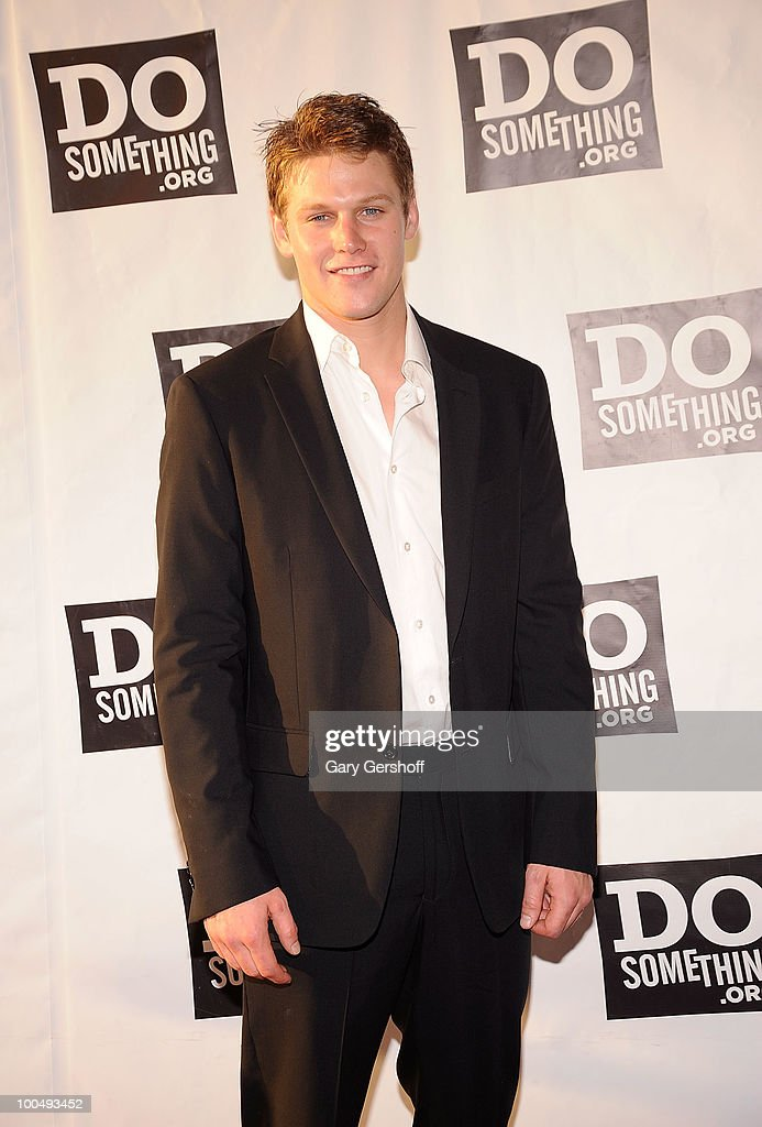 Actor Zach Roerig attends DoSomething.org's celebration of the 2010 Do Something Award nominees at The Apollo Theater on May 24, 2010 in New York City.