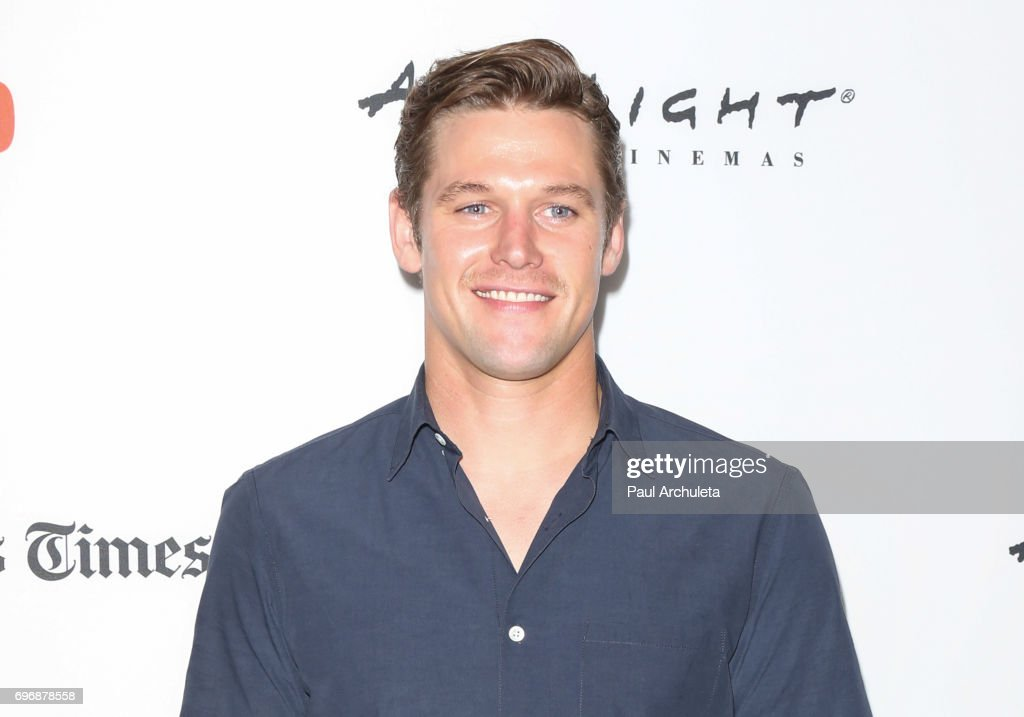 Actor Zach Roerig attends the 2017 Los Angeles Film Festival premiere Of 'The Year Of Spectacular Men' at ArcLight Santa Monica on June 16, 2017 in Santa Monica, California.