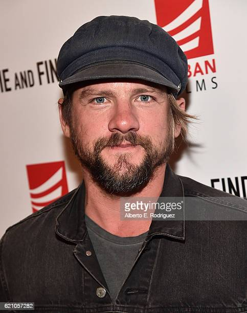 Actor Zachary Knighton attends the premiere of Saban Films' Come And Find Me at Pacific Theatre at The Grove on November 3 2016 in Los Angeles...