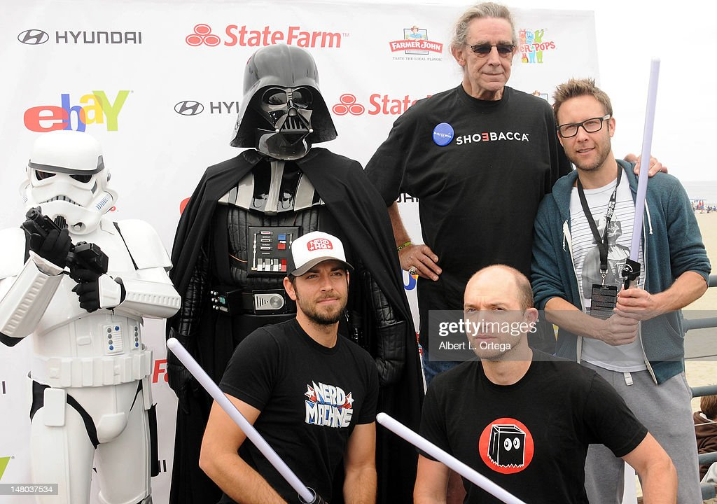 """""""Course Of The Force"""" Relay Run : News Photo"""