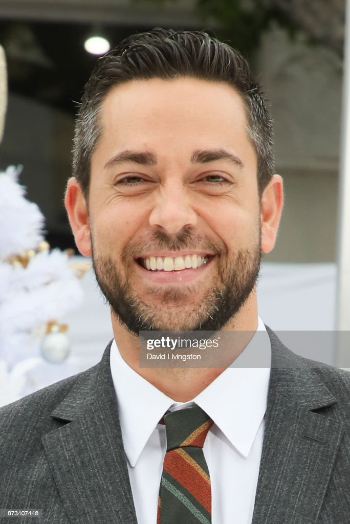 Actor Zachary Levi arrives at the Premiere of Columbia Pictures' 'The Star' at the Regency Village Theatre on November 12, 2017 in Westwood, California.