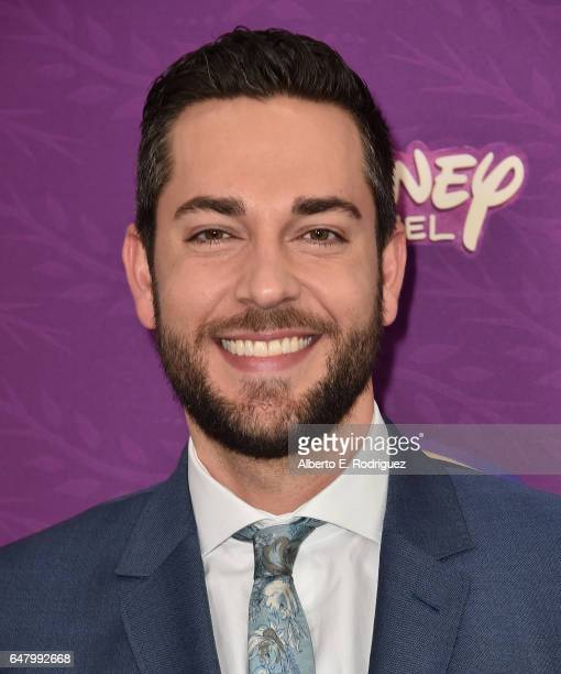 Actor Zachary Levi attends a screening of Disney Channel's 'Tangled Before Ever After' at The Paley Center for Media on March 4 2017 in Beverly Hills...