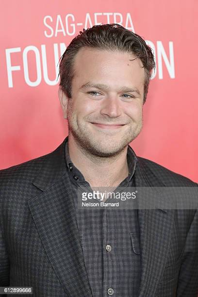 Actor Zachary Pym Williams attends the grand opening Of SAGAFTRA Foundation's Robin Williams Center on October 5 2016 in New York City