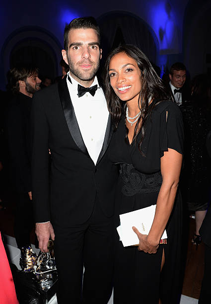 FRA: amfAR's 20th Annual Cinema Against AIDS - 'Moncler, The After Party To Benefit amfAR'