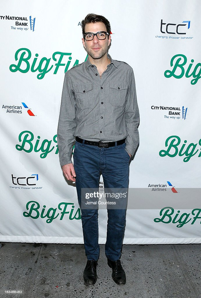 """""""Big Fish"""" Broadway Opening Night - Arrivals And Curtain Call"""