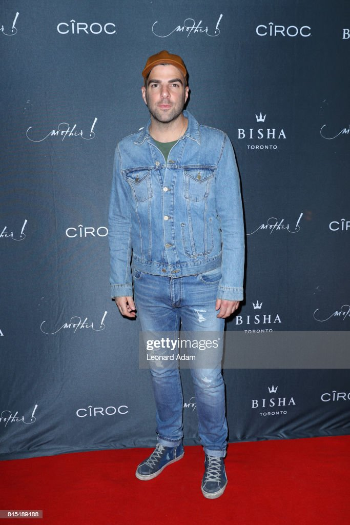 "Ciroc Celebrates ""mother!"" Premiere At Bisha Hotel Toronto"