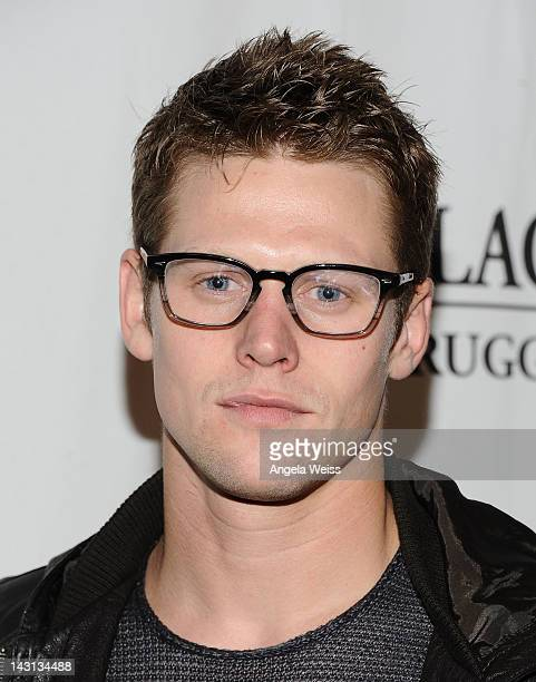 Actor Zack Roerig attends the 'Black November' screening on April 18 2012 in Beverly Hills California