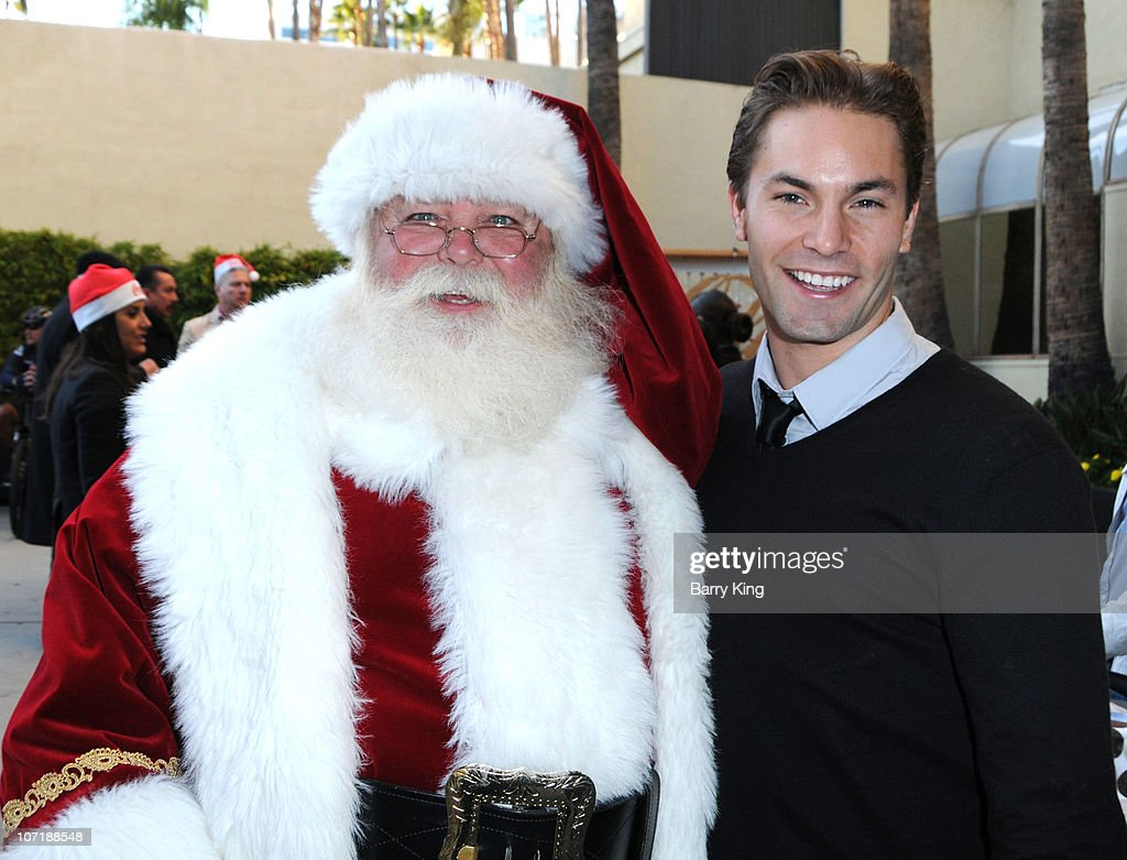 Actor Zack Silva attends Venice Magazine and Coca Cola's Parade Viewing Party at the Roosevelt Hotel on November 28, 2010 in Hollywood, California.