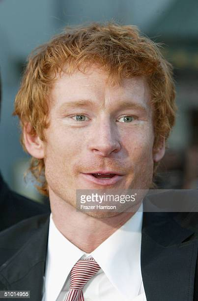 """Actor Zack Ward arrives at the World Premiere of """"LA Twister"""" on June 30, 2004 at the Grauman's Chinese Theatre, in Hollywood, California."""