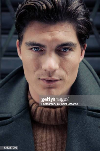 Actor Zane Holtz is photographed for The Untitled Magazine on October 22 2018 in New York City CREDIT MUST READ Indira Cesarine/The Untitled...