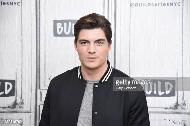 Actor Zane Holtz visits Build Series to discuss the film 'Hunter Killer' at Build Studio on October 23 2018 in New York City