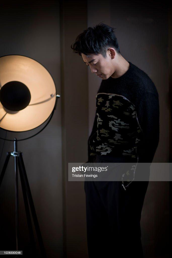 Zhang Kai Portrait: 75th Venice Film Festival - Jaeger-LeCoultre Collection