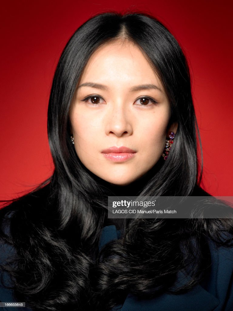 Zhang Ziyi, Paris Match, Issue 3334