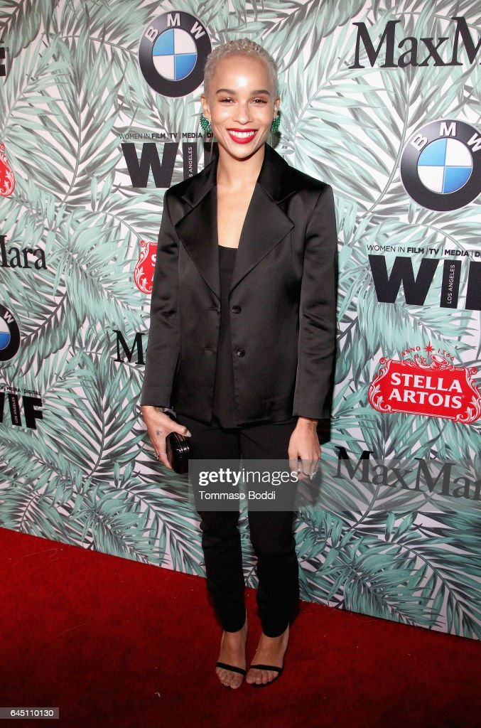 Tenth Annual Women In Film Pre-Oscar Cocktail Party Presented By Max Mara And BMW - Red Carpet : News Photo