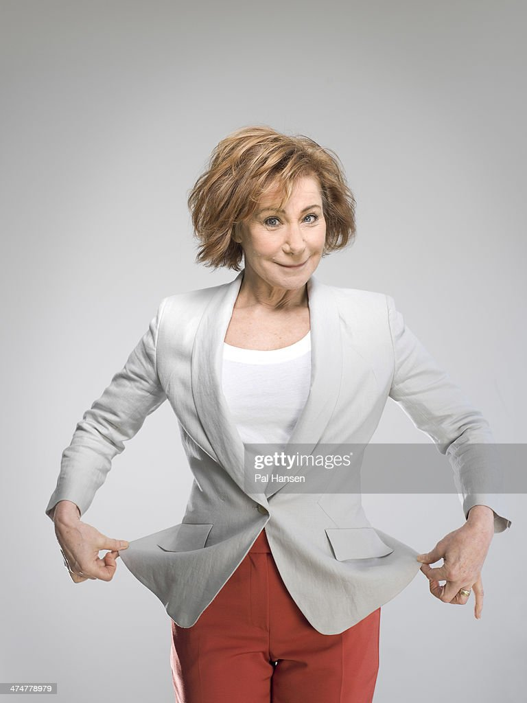 Zoe Wanamaker, Saga UK, May 1, 2013