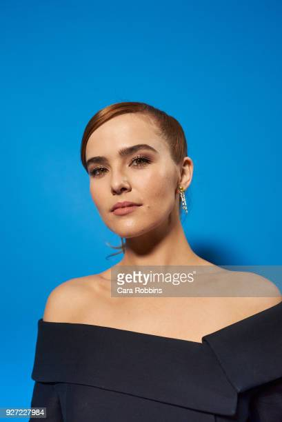 Actor Zoey Deutch attends the 2018 Film Independent Spirit Awards on March 3 2018 in Santa Monica California