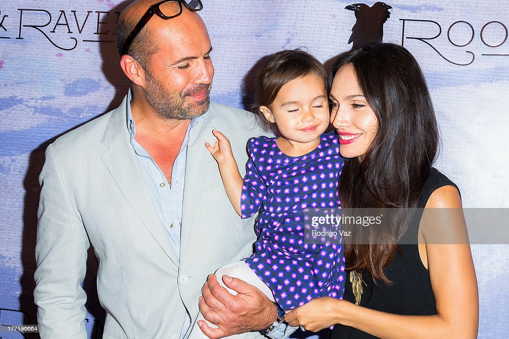 """Artist's Reception For Billy Zane's Solo Art Exhibition """"Seize The Day Bed"""" : News Photo"""