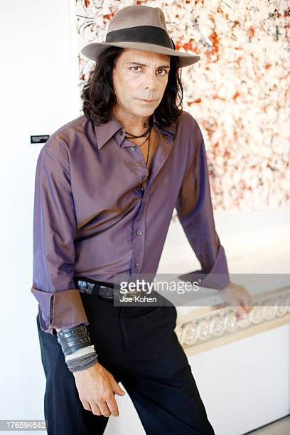 Richard Grieco Hosts Opening Night Gala For His One Man Art Exhibit