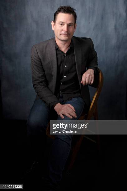 Actor/author Henry Thomas is photographed for Los Angeles Times on April 14 2019 at the University of Southern California in Los Angeles California...