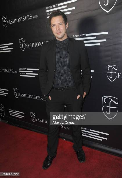 Actor/Author Kody Christiansen arrives for Fashioniserscom Presents The Los Angeles Debut Of Lecoanet Hemant At 'One Night In Paris' held at Sofitel...