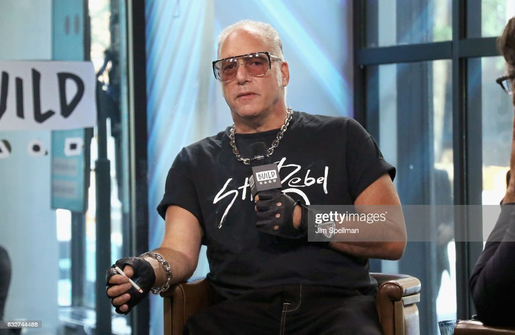 "Build Presents Andrew Dice Clay Discussing His TV Show ""Dice"""