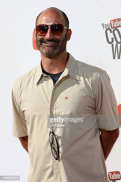 Actor/comedian Brody Stevens attends YouTube Comedy Week The Big Live Comedy Event at Culver Studios on May 19 2013 in Culver City California