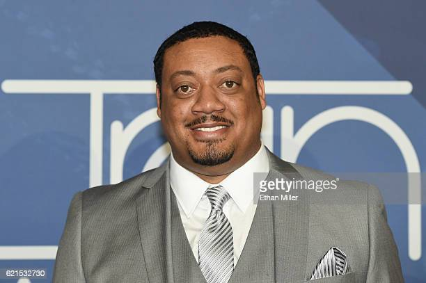 Actor/comedian Cedric Yarbrough attends the 2016 Soul Train Music Awards at the Orleans Arena on November 6 2016 in Las Vegas Nevada