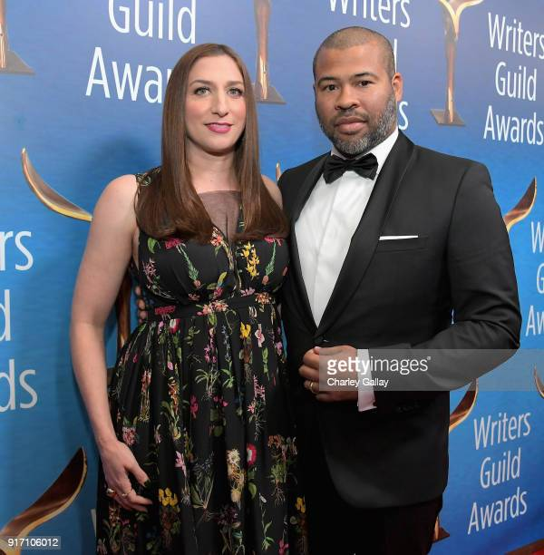 Chelsea Peretti And Jordan Peele: Chelsea Peretti Stock Photos And Pictures