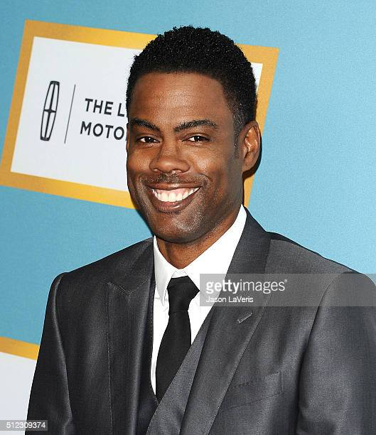 Actor/comedian Chris Rock attends the Essence 9th annual Black Women In Hollywood event at the Beverly Wilshire Four Seasons Hotel on February 25...